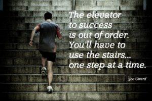 Αποτελεσματικοί Στόχοι : Η σκάλα που οδηγεί στην επιτυχία
