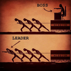 Πως να γίνεις χαρισματικός ηγέτης