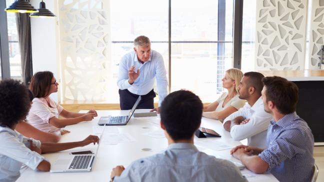 19 τρόποι να κάνεις τους συναδέλφους να σου φέρονται με Σεβασμό