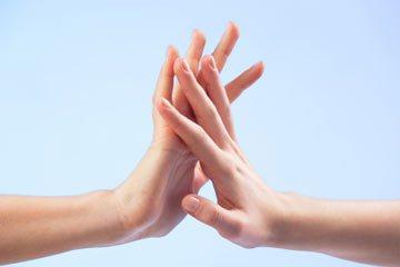 Άγγιγμα: Η δύναμη της ανθρώπινης επαφής