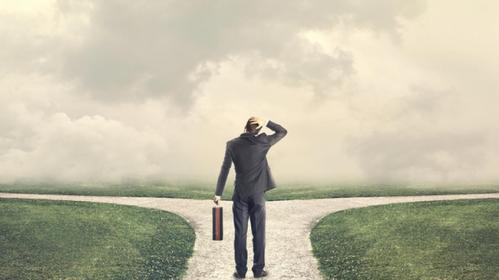 Οι μεγάλες αποφάσεις της ζωής: Τι κάνεις όταν βρεθείς σε σταυροδρόμι;