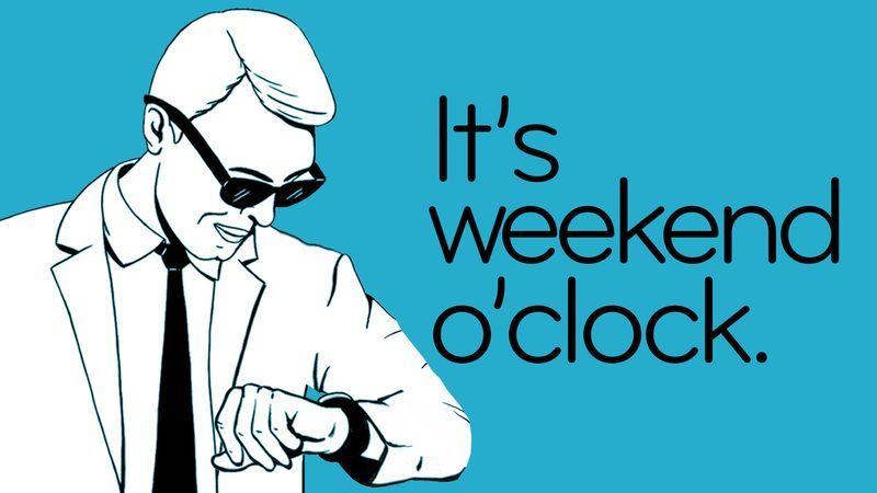 Μήπως ζεις για το Σαββατοκύριακο;