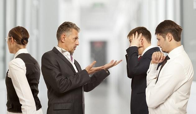 Τι να κάνεις με τον Συνάδελφο που σε Αντιπαθεί