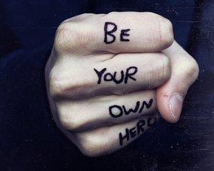 Γίνε ο Σούπερ Ήρωας της Ζωής σου!