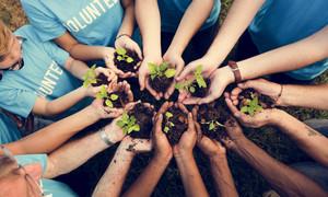 Η δύναμη του Eθελοντισμού