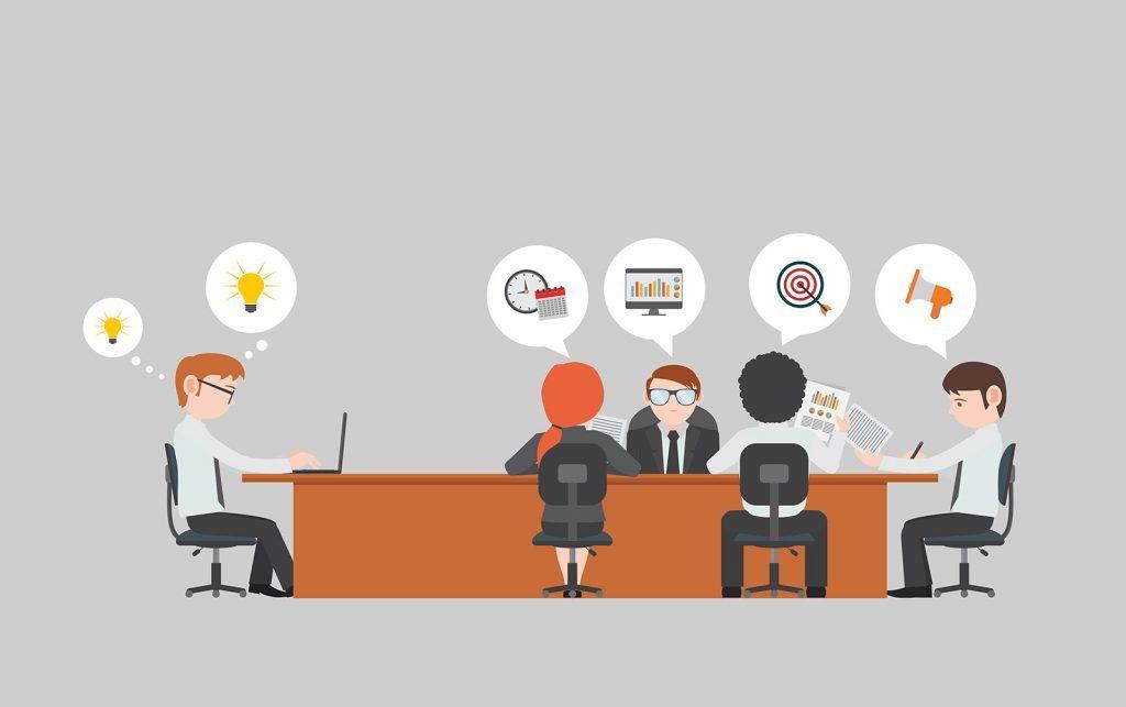 Εσωστρεφής στη δουλειά: Η επαφή με τους συναδέλφους