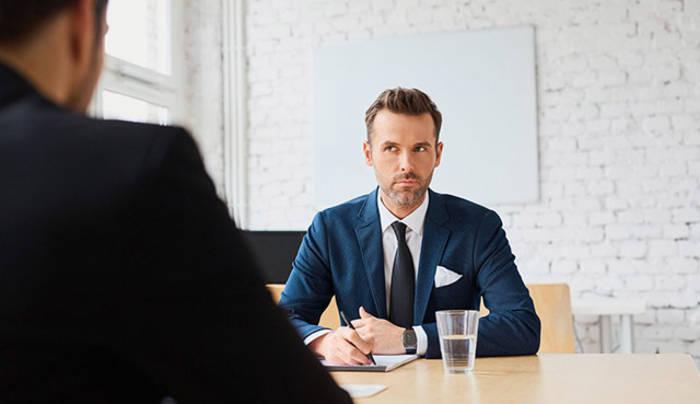 Συνέντευξη για εργασία: Πρόβαλλε σωστά τον εαυτό σου