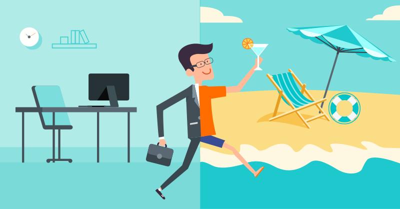 Πως να Ζητήσεις Άδεια από τη Δουλειά σου (και να την πάρεις) καλοκαιρινή άδεια